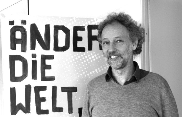 Norbert Stamm, Leiter des Augsburger Nachhaltigkeitsbüros